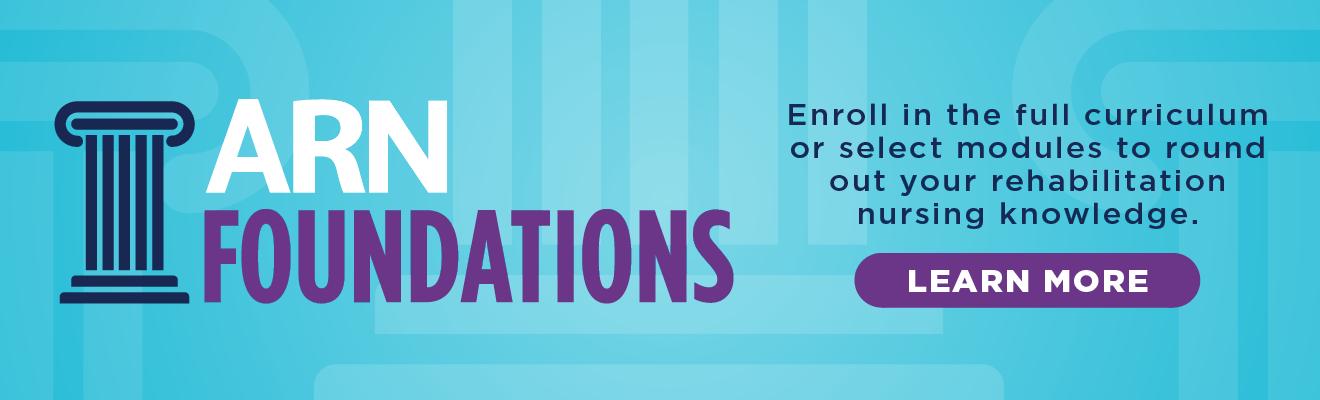 ARN Foundations--Learn More & Enroll